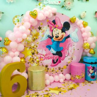 Фотозона-сладкий стол Принцессы