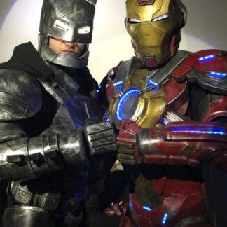 Железный Человек / Бэтмен